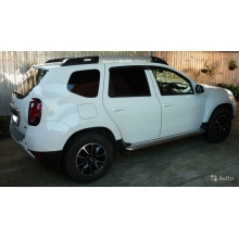 Renault Duster, 2017