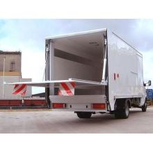 Услуги грузового автомобиля с гидробортом